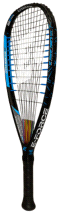 E-Force Takeover 190 Tear Drop Racquetball 3 5/8 Grip Racquet