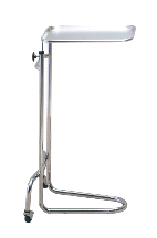 Brewer Stainless Steel Mayo Instrument Stand