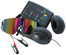 Mind Alive David ALERT PRO Light Therapy Sound Machine