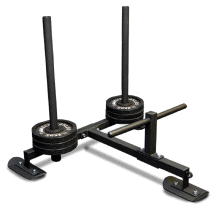 Steelflex Black SL1 Ape Strength Training Steel Weight Sled