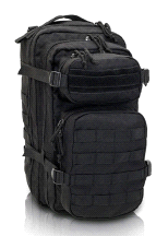 LLUSA Elite BLACK C2 Tactical First Responder Lightweight Backpack