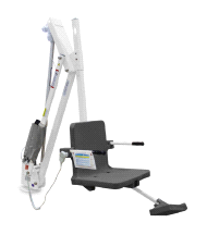 Aqua Creek Mighty Lift 600 GRAY Pool Spa Access Chair No Anchor