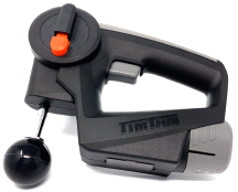Tim Tam All New Hand Held Cordless Power Massager TTMA-HM1-6