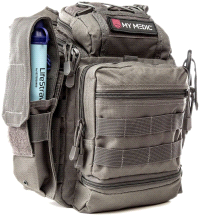 My Medic Recon Advanced Emergency First Aid Kit Grey