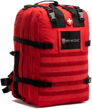 My Medic Advanced Emergency First Aid Kit Red