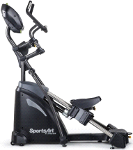 SportsArt S775 LED Adjustable Status Pinnacle Cross Trainer