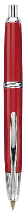 Namiki Vanishing Point Red Fountain Pen