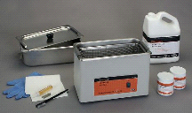 L&R HCS-200 Ultrasonic Handgun Cleaning System