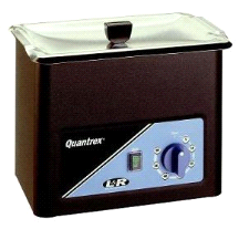 L&R Q210 Ultrasonic 1.5 Gallon Heated Cleaner
