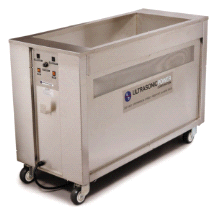 90 Gallon Large Portable Ultrasonic Power Cleaner