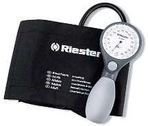 Riester Germany One-Hand Sphygmomanometer