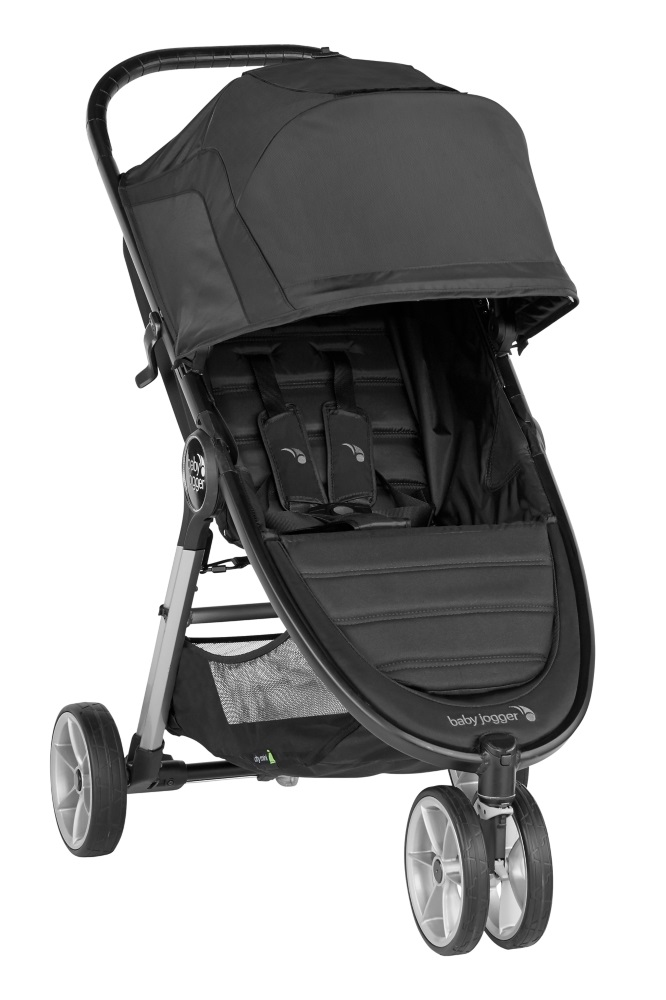 Details About New Baby Jogger City Mini 2 Jet Lightweight Compact Foldable 3 Wheel Stroller